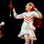 Костюмы для MDNA World Tour 2012