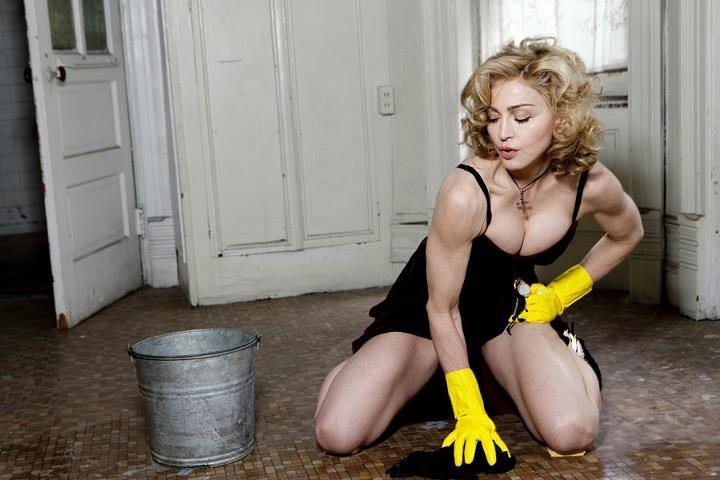 Madonna by Steven Klein