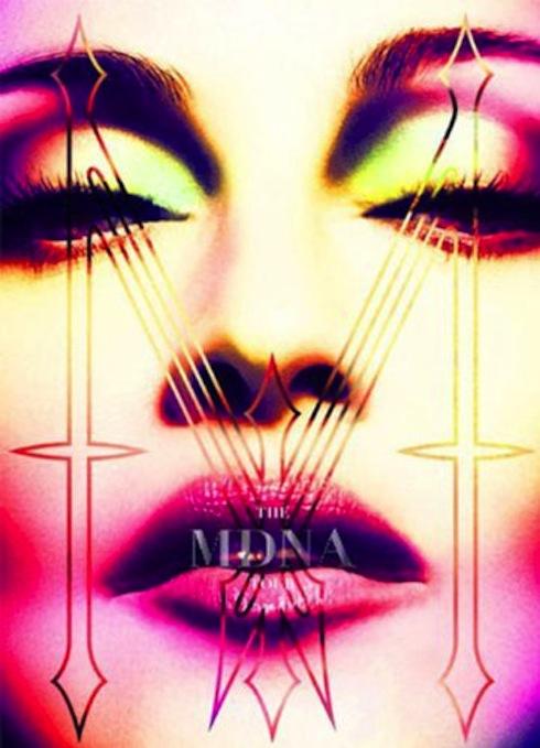 DVD и Blue-Ray версии MDNA Tour доступны для предзаказа
