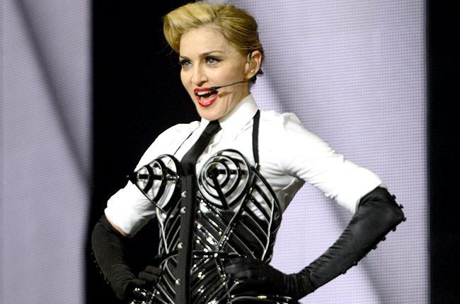 Мадонна попала в рейтинг топ-гастролеров