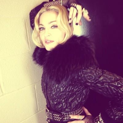 Instagram: Мадонна на Billboard Music Awards